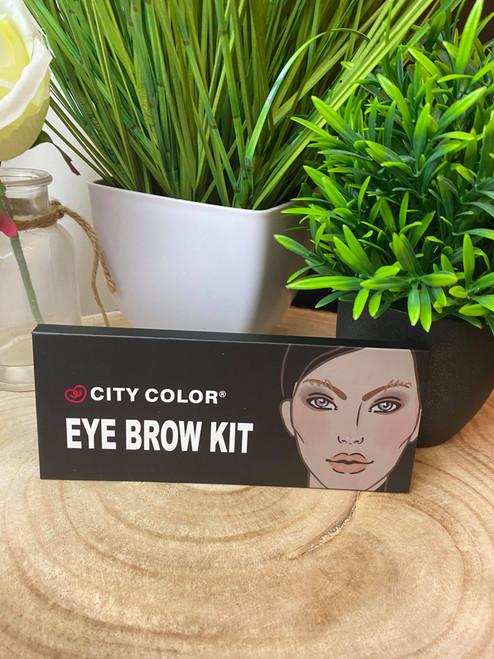 City Colour Eyebrow Kit