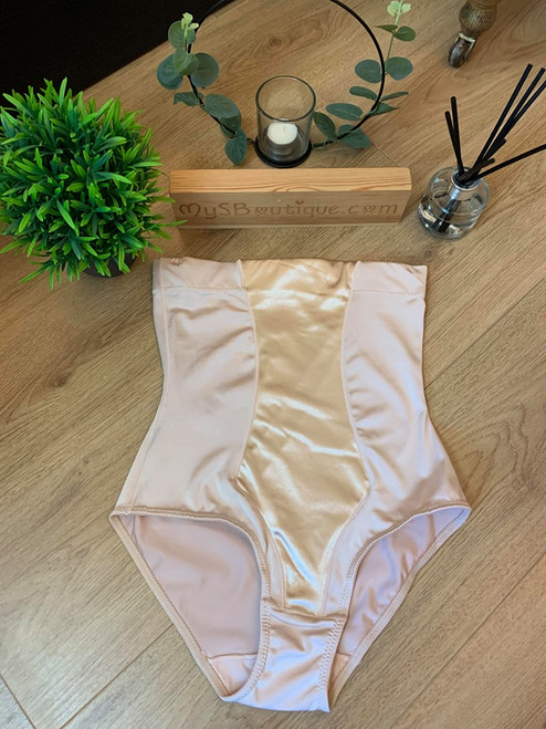 Nude High Waisted Body Shaper