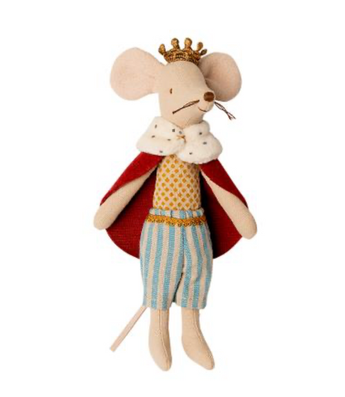 King Mouse from Maileg Doll House Mice and Accessories