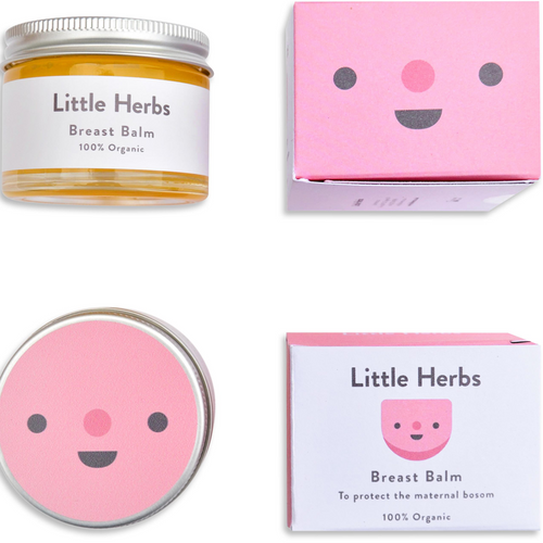 Breast Balm for Sore, Itchy and  Nipples