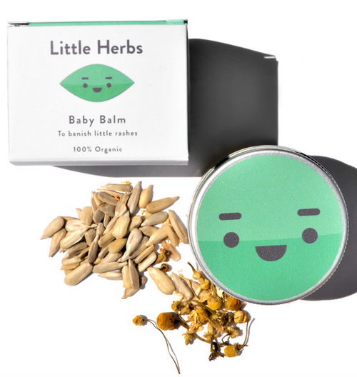 Baby Balm for Nappy Rash and More