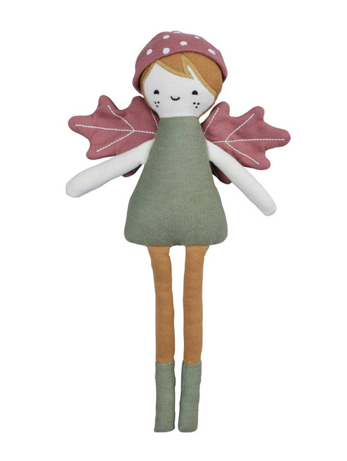Forest Elf Doll