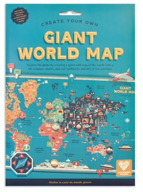World Map - Create Your Own