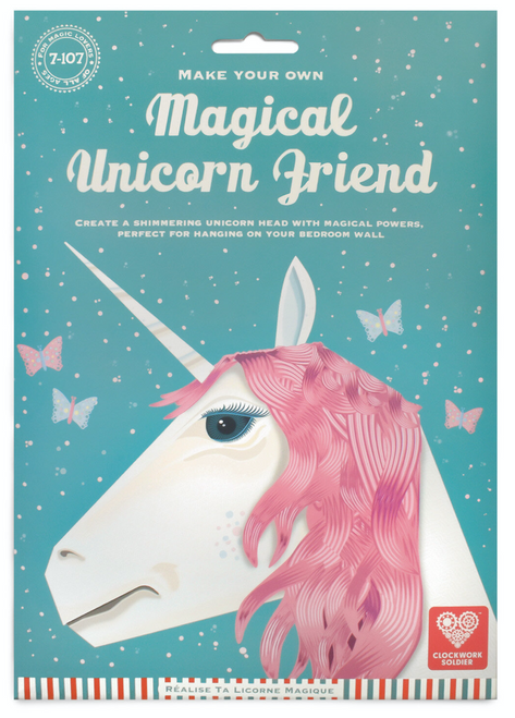 3D Unicorn - Make Your Own