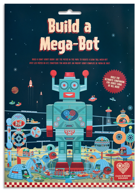 Mega Space Bot - Build Your Own