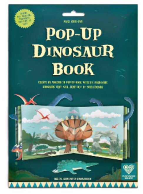 Pop Up Dinosaur Book - Create Your Own