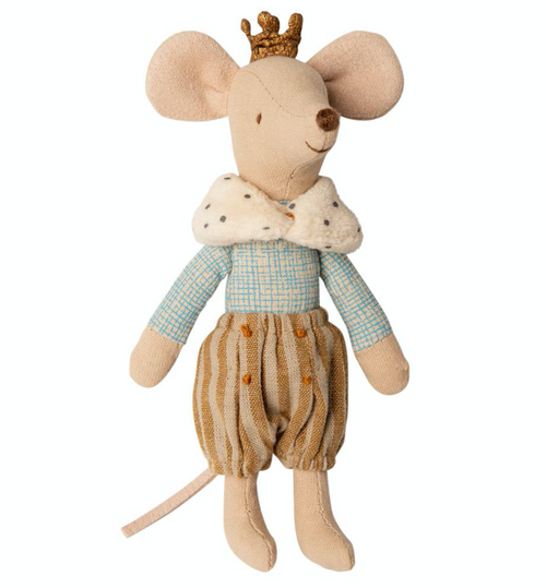 Prince Mouse (Little Brother)