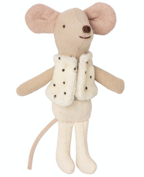 Dancer in Matchbox (Little Brother Mouse)