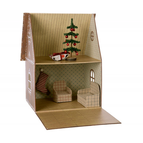 Gingerbread Doll House