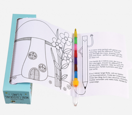 Forest Animals Colouring Games