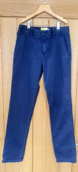 Mini Boden Navy Chinos age 12yrs