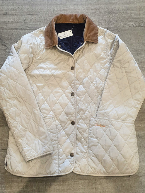 Barbour Jacket age 12-13yrs