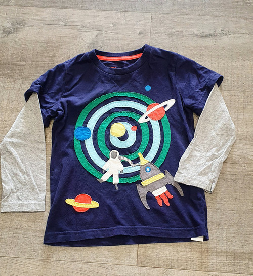 Mini Boden Space Top age 4-5yrs