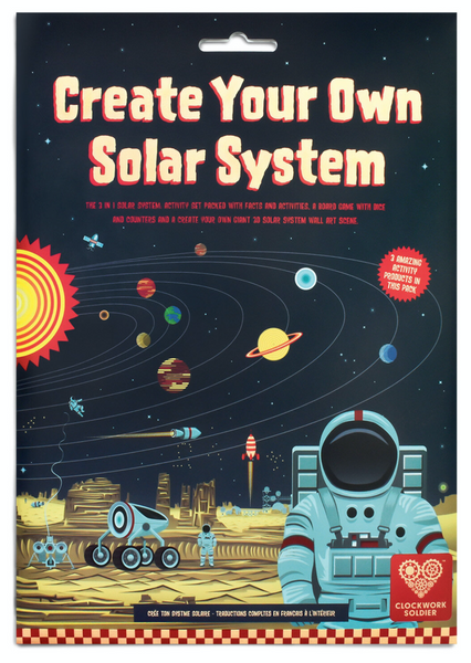 Solar System - Build Your Own