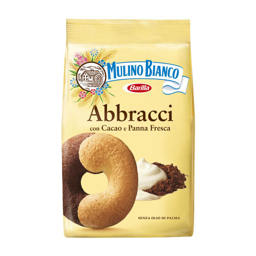 Buy Mulino Bianco Abbracci 350g at La Dispensa