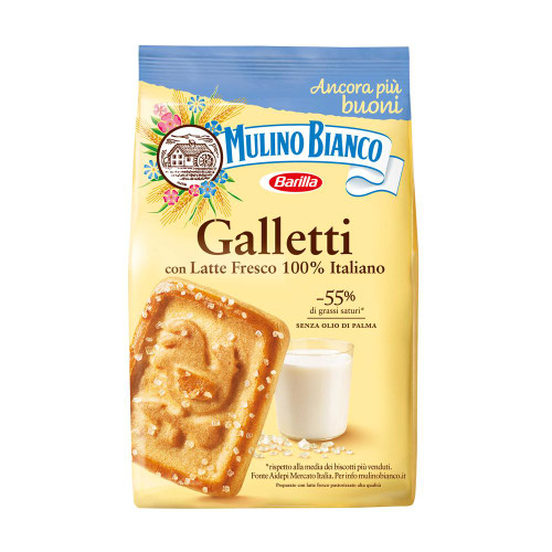Buy Mulino Bianco Galletti 350g at La Dispensa