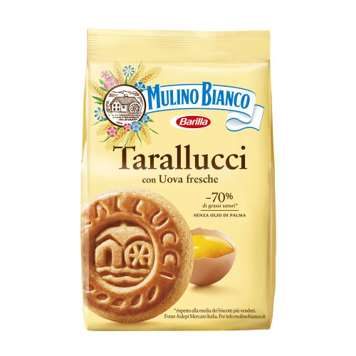 Buy Mulino Bianco Tarallucci 350g at La Dispensa