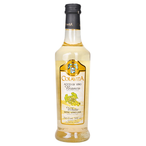 Buy Colavita White Wine Vinegar 500Ml at La Dispensa