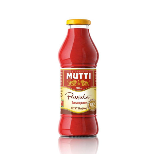 Buy Mutti Passata Tomato puree 400g at La Dispensa