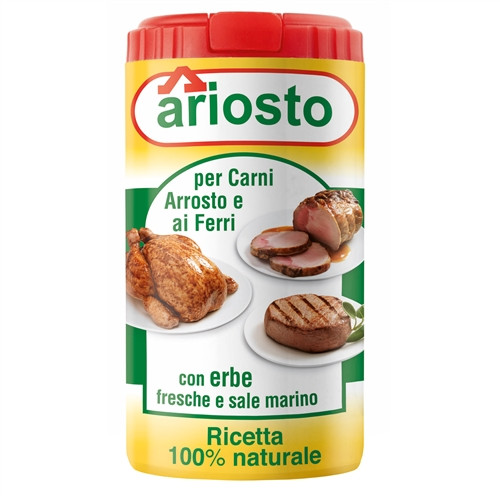Buy Ariosto Herbs for Roast and Grilled Meat 80g at La Dispensa