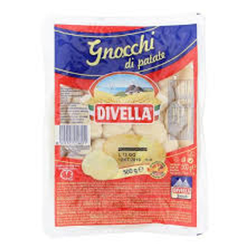 Divella Gnocchi di Patate Buy Divella Potato gnocchi 500g at La Dispensa