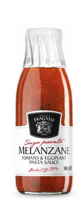 Buy Fragassi Eggplant Sauce 500g at La Dispensa