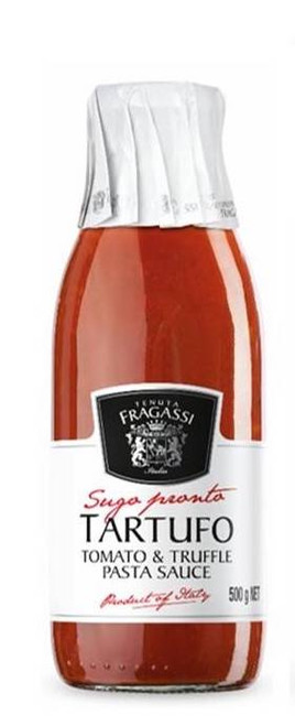 Buy Fragassi Truffle Sauce 500g at La Dispensa