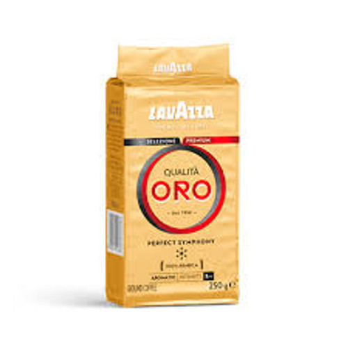 Buy Lavazza Gold Ground Coffee Moka 250g at La Dispensa Lavazza Qualita' Oro