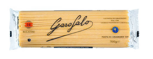 Buy Garofalo Bucatini N.14 500g at La Dispensa