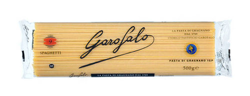 Buy Garofalo Spaghetti N.9 500g at La Dispensa