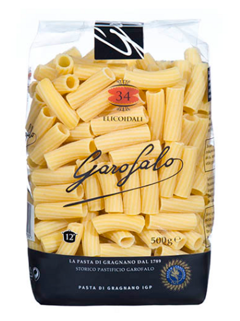 Buy Garofalo Elicoidali N.34 500g at La Dispensa