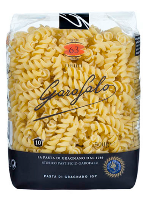 Buy Garofalo Fusilli N.63 500g at La Dispensa