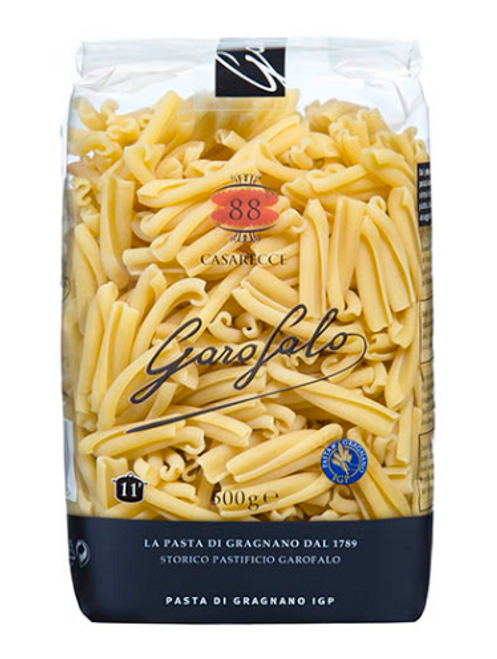 Buy Garofalo Casarecce N.88 500g at La Dispensa