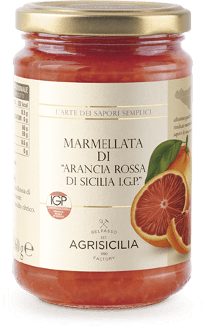 Buy Agrisicilia Blood Orange Marmalade at La Dispensa