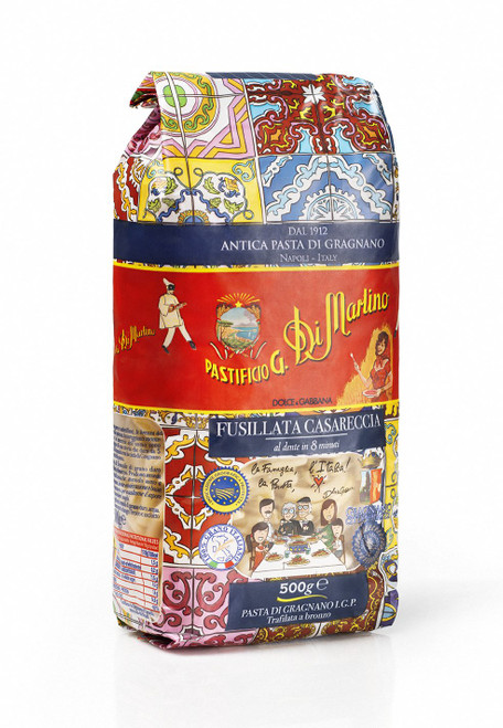 Buy Di Martino Fusillata Casereccia 500g at La Dispensa