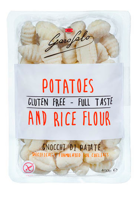 Buy Garofalo Gnocchi Gluten Free 400g at La Dispensa