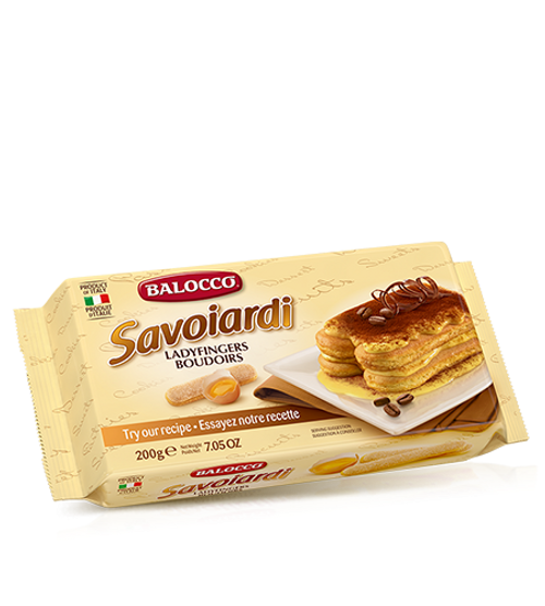 Buy Balocco Savoiardi Ladyfingers Biscuits 200g at La Dispensa
