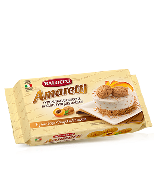 Buy Balocco Amaretti Biscuits 200g at La Dispensa