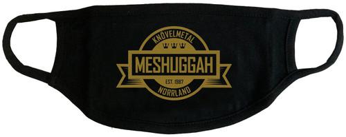 Meshuggah Crest Face Cover