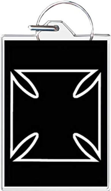 Iron Cross Keychain