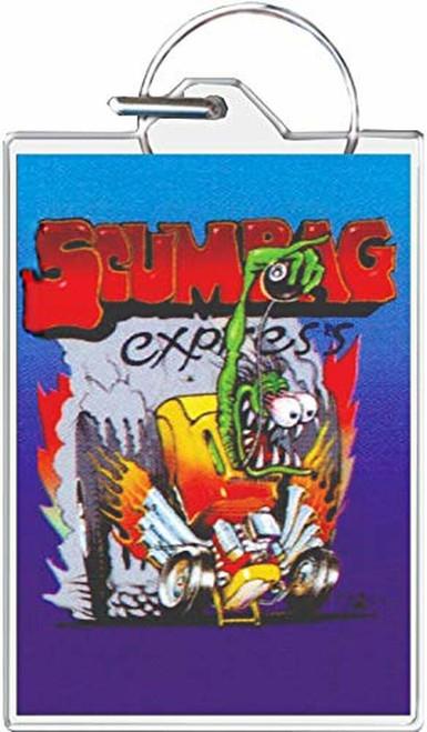 Scumbag Express Keychain