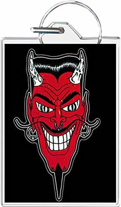 Devil Keychain