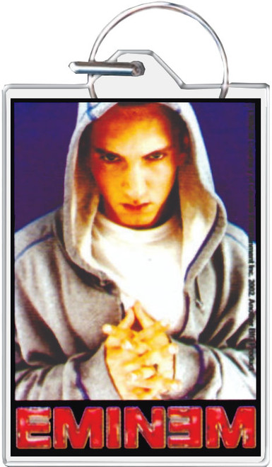 Eminem Hoodie Keychain