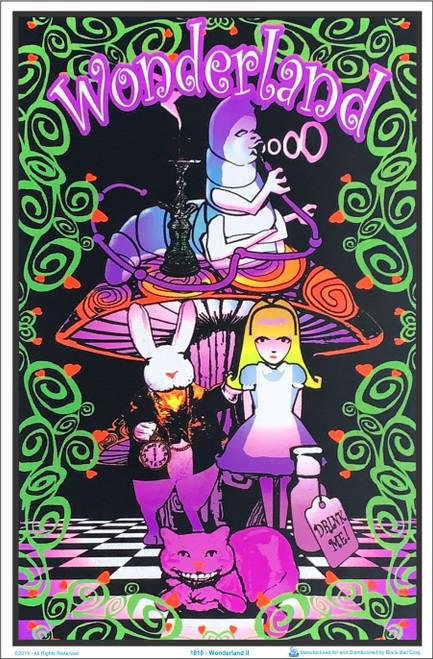 Product Image for Wonderland II Black Light Poster