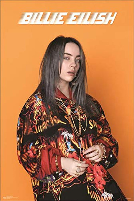 Billie Eilish - Photo - Officially Licensed Poster Image