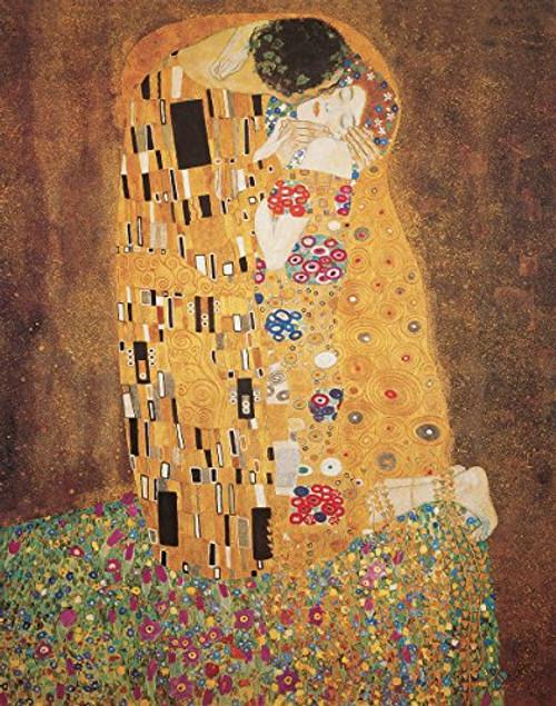 Le Baiser 1908 by Gustav Klimt - Art Print/Poster 11x14 inches