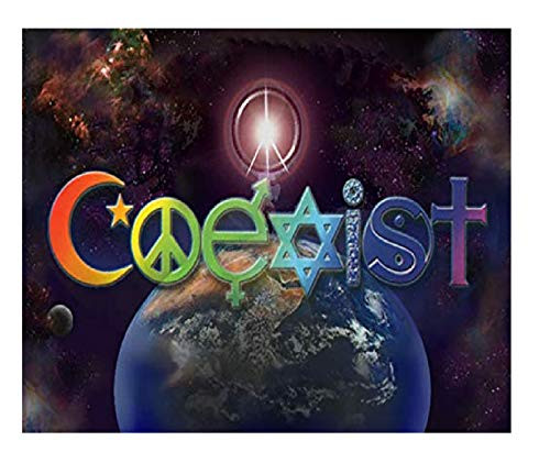 CoExist World Poster 36x24