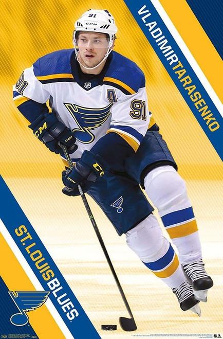 "NHL St. Louis Blues - Vladimir Tarasenko Poster - 22.375"" x 34"""
