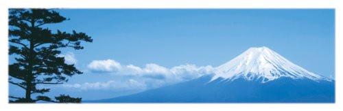 Poster Print Slim Mt. Fuji 12x36