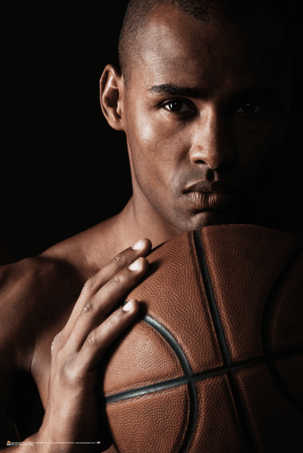 "Basketball Fantasy Poster 24"" x 36"""